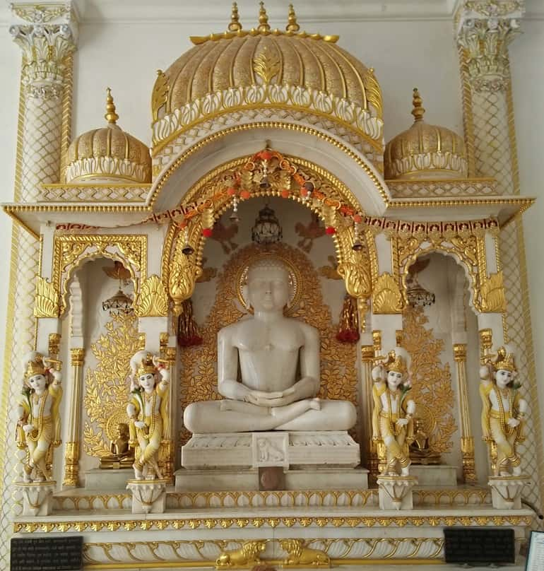 दिगंबर जैन मंदिर पुष्कर जी