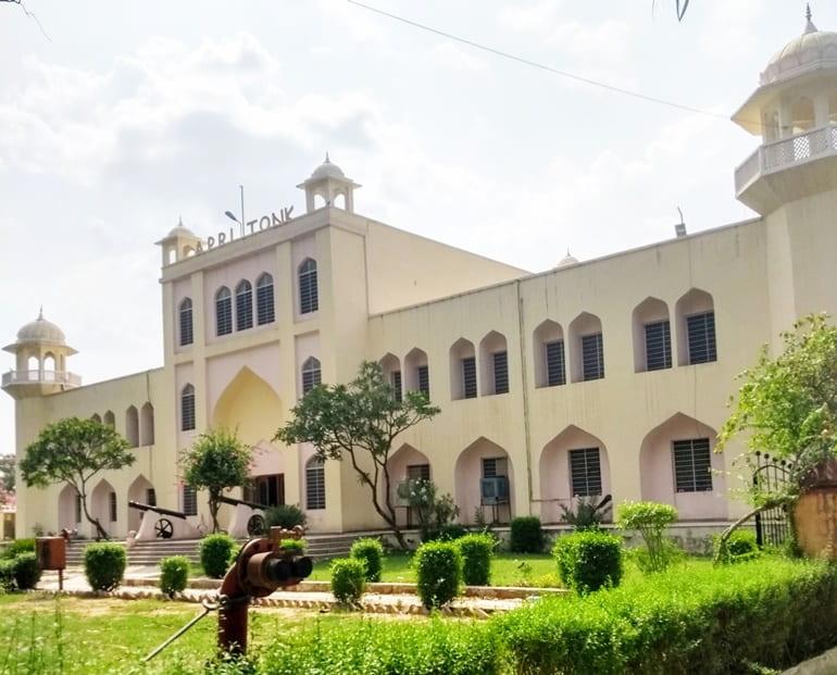 टोंक के आकर्षण स्थल अरबी और फारसी अनुसंधान संस्थान