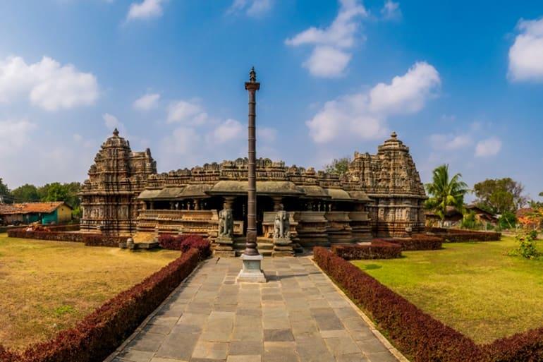 चिकमगलूर का ऐतिहासिक स्थान बेलवाडी