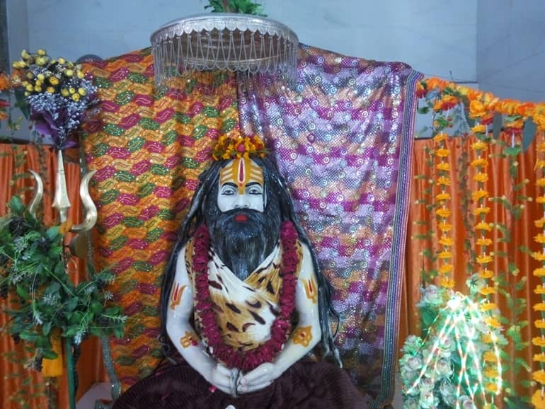 करौली के तीर्थ स्थल नक्काश की देवी गोमती धाम