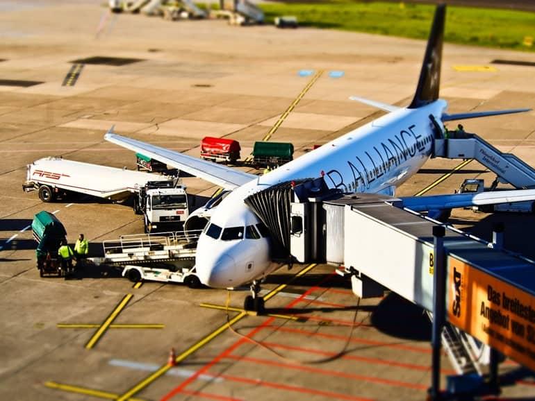 हवाई जहाज द्वारा श्रीगंगानगर कैसे पहुंचे