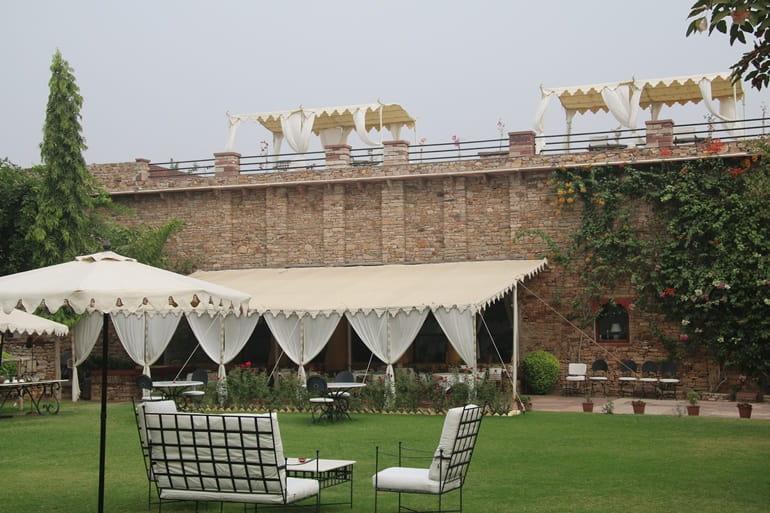 करौली में ऐतिहासिक जगह रामथरा का किला