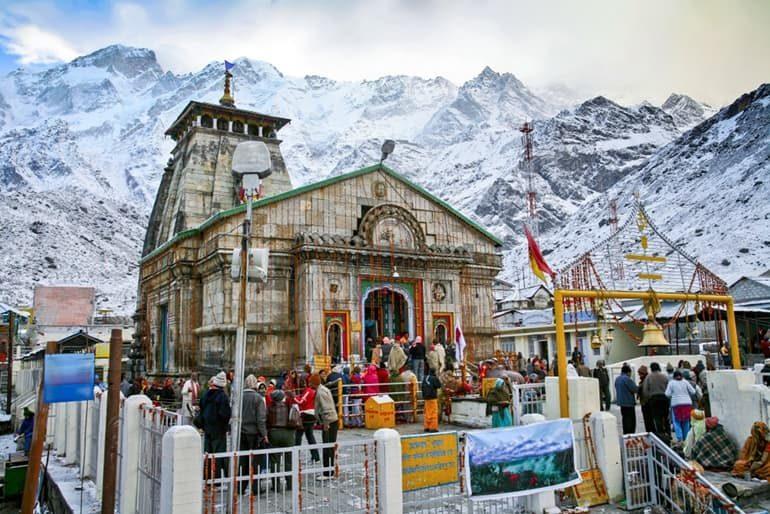 केदारनाथ मंदिर के दर्शन और यात्रा की पूरी जानकारी - Kedarnath Temple In Hindi