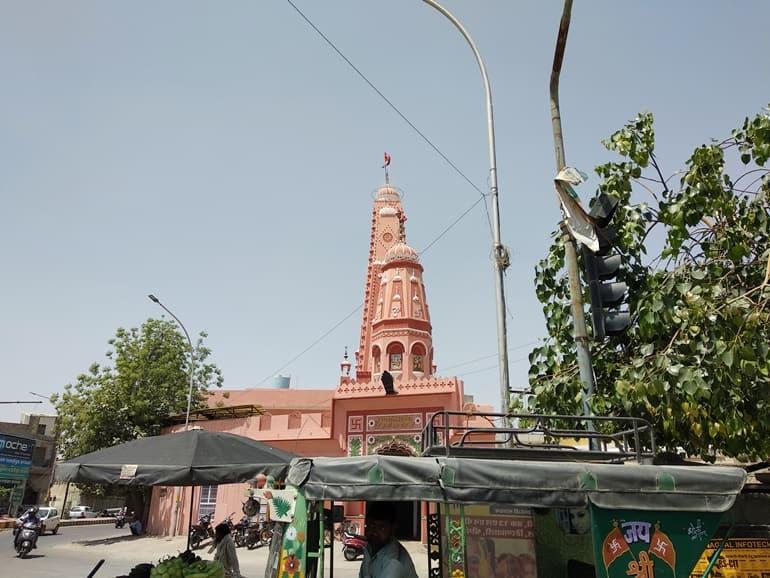 श्रीगंगानगर के धार्मिक स्थल गौरी शंकर मंदिर