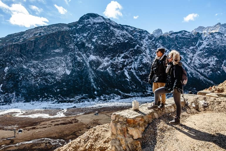 सर्दियों में घूमने के लिए भारत में प्रसिद्ध आकर्षण स्थल सिक्किम