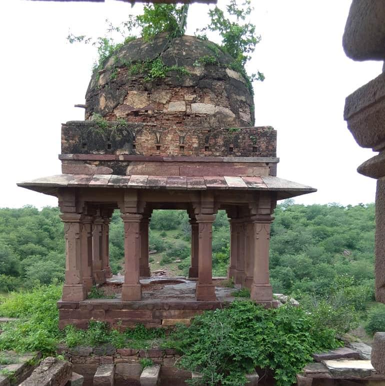 तिमनगढ़ किले का इतिहास