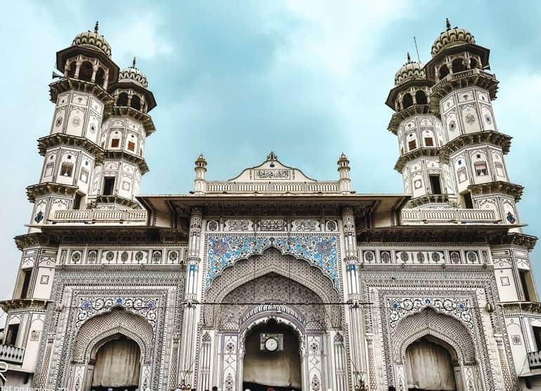 टोंक में देखने लायक जगह जामा मस्जिद