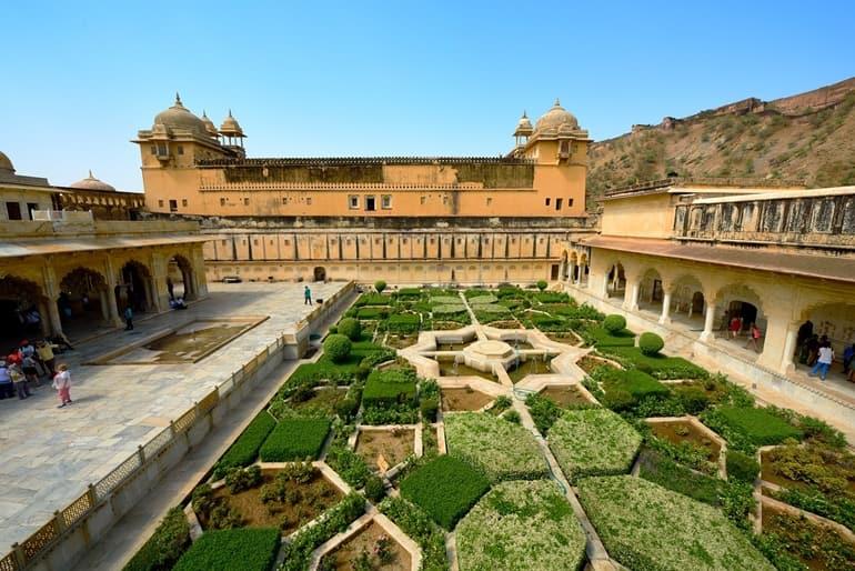 सर्दियों के लिए भारत में पर्यटन स्थल जयपुर