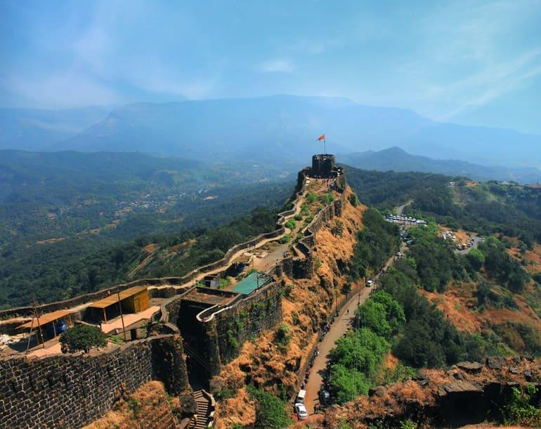 भारत का प्रसिद्ध किला प्रतापगढ़ किला