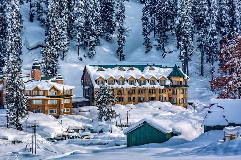 भारत में सर्दियों में घूमने वाला पर्यटन स्थल कुल्लू और मनाली
