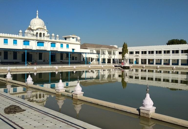 श्रीगंगानगर पर्यटन में घूमने की अच्छी जगह बुड्ढा जोहड़ गुरुद्वारा