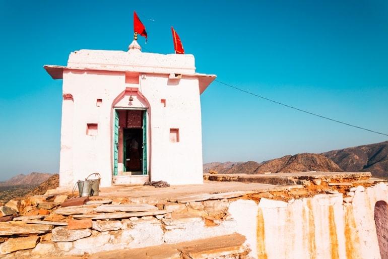 पाप मोचनी मंदिर, Gayatri Mata Temple