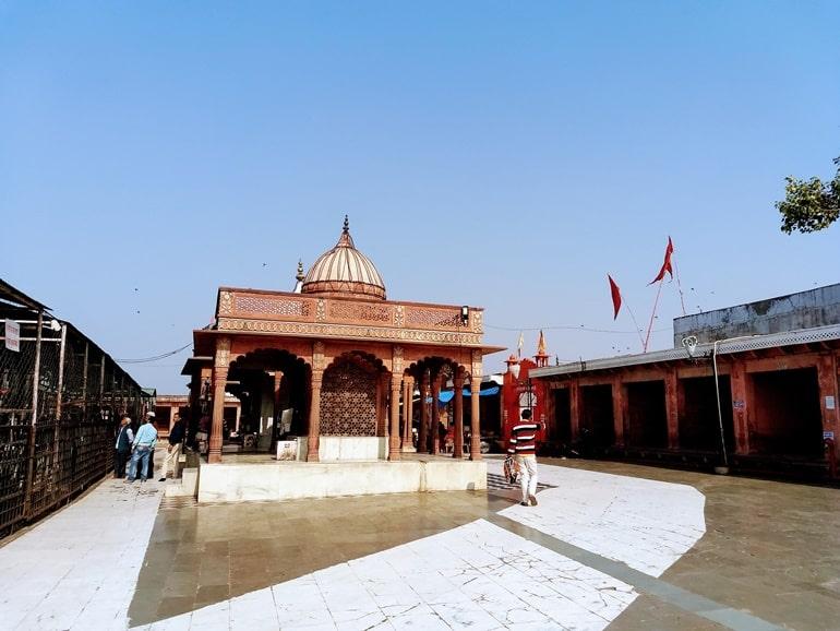 करौली के धार्मिक स्थल कैला देवी मंदिर