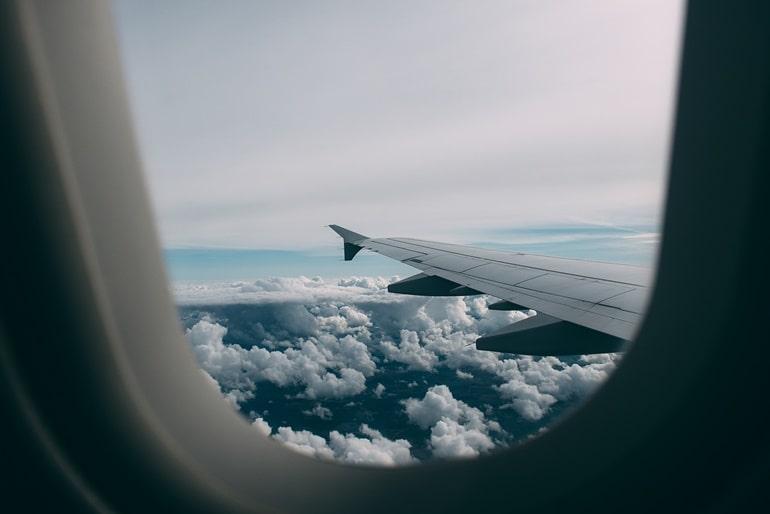 हवाई मार्ग से तिमनगढ़ किले कैसे पहुँचे