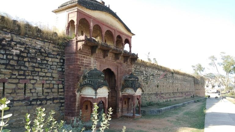 माधवगढ़ का किला सतना