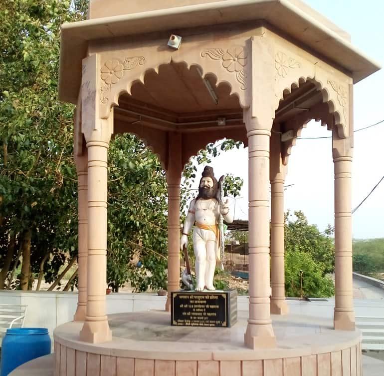 परशुराम महादेव मंदिर का इतिहास