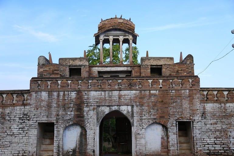शाहाबाद किला