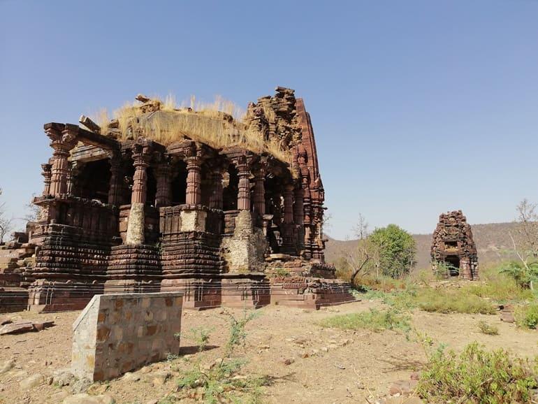 भांड देवरा मंदिर का इतिहास