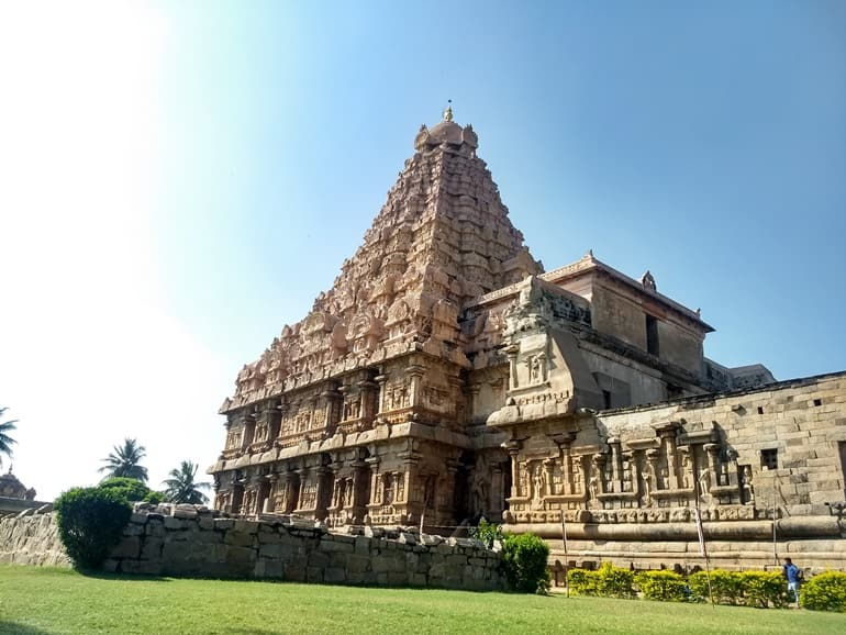 Gangaikonda Cholapuram Brihadeeswarar Temple