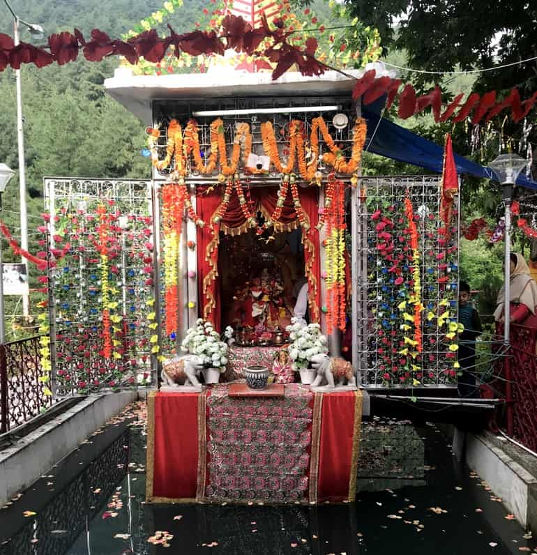 Zeashta Devi Temple