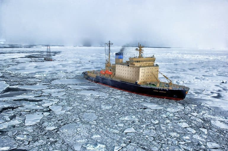 अंटार्कटिका महाद्वीप कैसे जाए