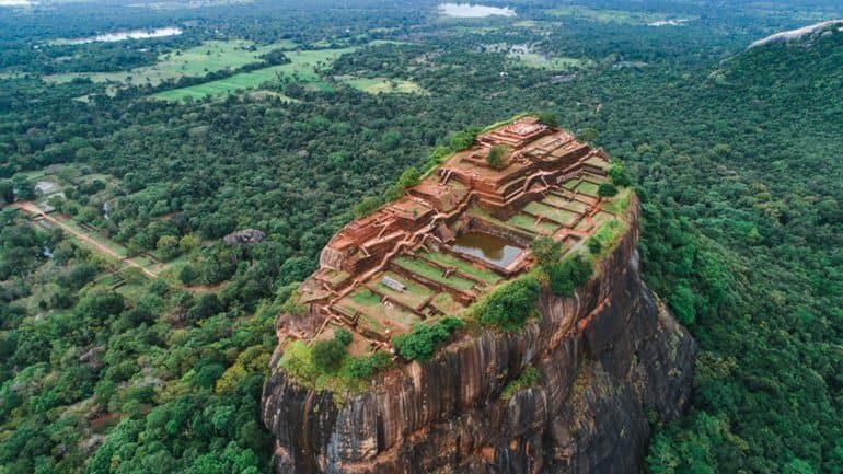 सिगिरिया घूमने की जानकरी - Sigiriya Rock In Hindi