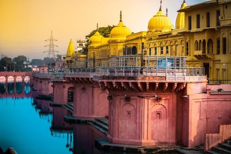 अयोध्या में भगवान श्री राम मंदिर के बारे में रोचक तथ्य और जानकारी - Ram Mandir Ayodhya In Hindi