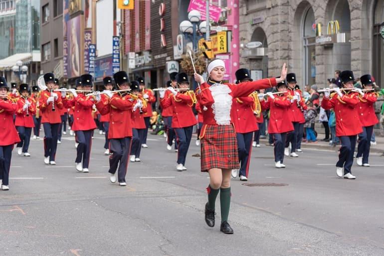 कनाडा में मनाये जाने वाले त्यौहार