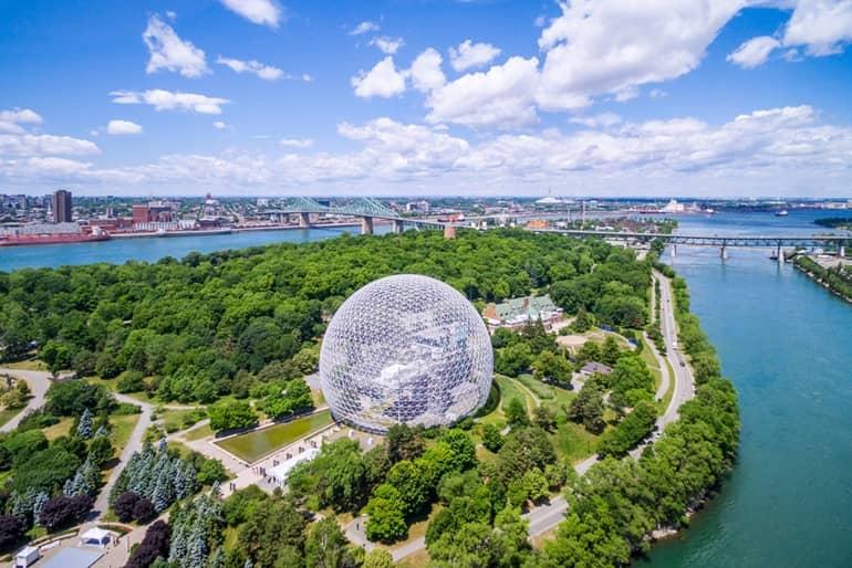कनाडा पर्यटन में घूमने की सबसे अच्छी जगह मॉन्ट्रियल