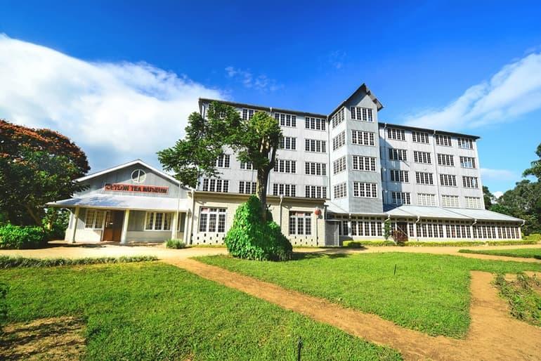 कैंडी श्रीलंका का दर्शनीय स्थल सीलोन चाय संग्रहालय