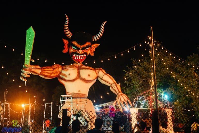 गोवा की दीपावली की जानकारी - Diwali In Goa In Hindi