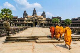 अंगकोर वाट कंबोडिया घूमने की पूरी जानकारी - Angkor Wat Ka Mandir In Hindi