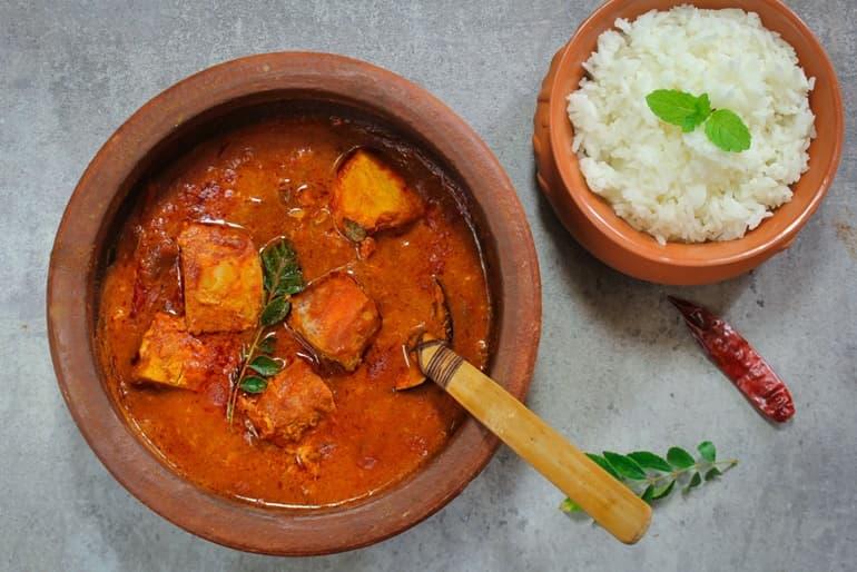 """भारत में खाने के लिए असाधारण व्यंजन """"बेबी शार्क करी"""" Baby Shark Curry"""