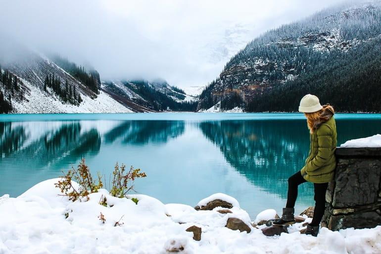 अकेली महिला यात्रियों के घूमने की खास जगह कनाडा