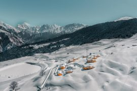 भारत में सबसे ज्यादा बर्फ गिरने वाले पर्यटन स्थल – Snowfall In India In Hindi