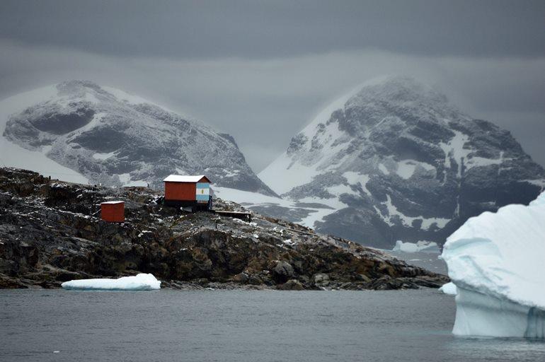 अंटार्कटिका की फेमस टूरिस्ट प्लेस दक्षिण जॉर्जिया