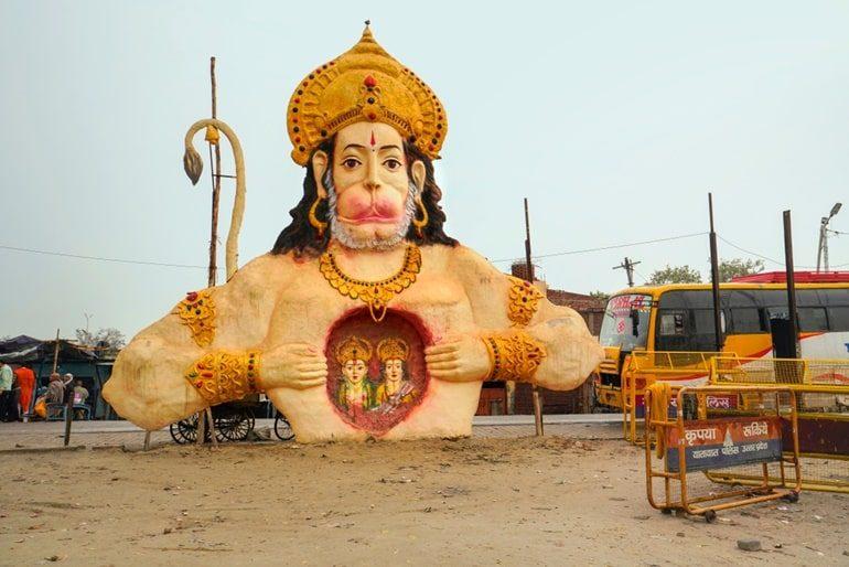 अयोध्या में घूमने लायक प्रसिद्ध पर्यटन स्थल की जानकारी - Ayodhya In Hindi