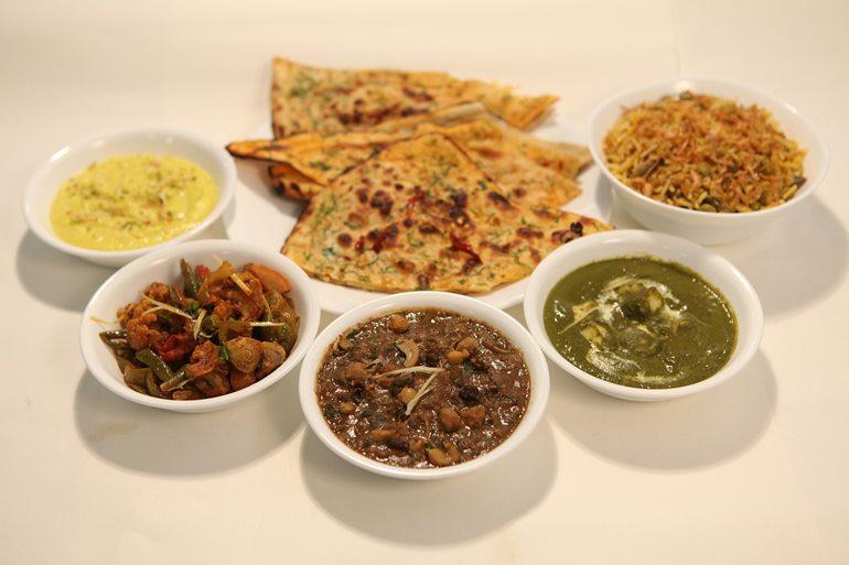 सिएम रीप में भारतीयों के लिए भोजन