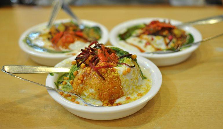 लास वेगास में भारतीयों के लिए भोजन