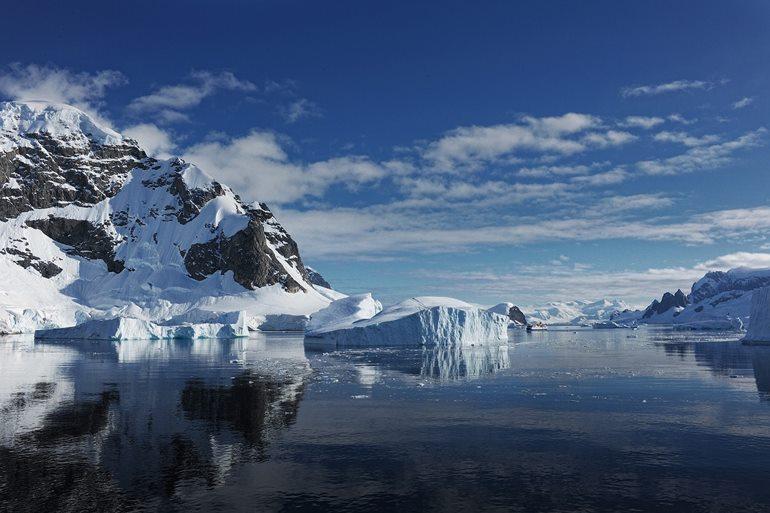 अंटार्कटिका महाद्वीप का इतिहास
