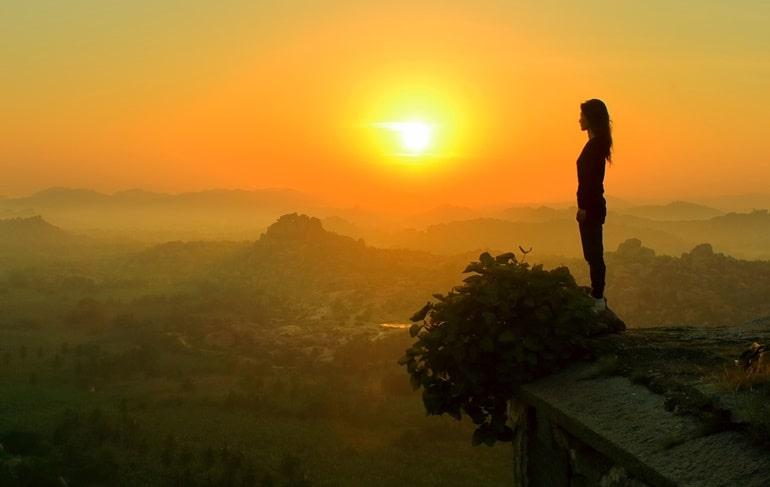 उत्तर पूर्वी भारत में महिलाओं के घूमने की सेफ पर्यटन स्थल जीरो अरुणाचल प्रदेश