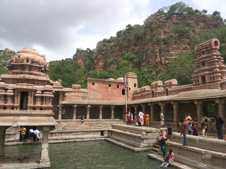 यागंती मंदिर