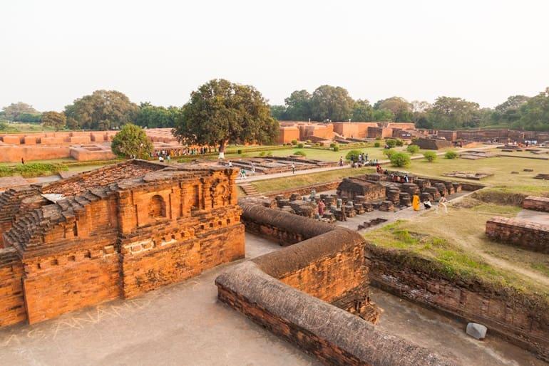 बिहार का ऐतिहासिक स्थल नालंदा