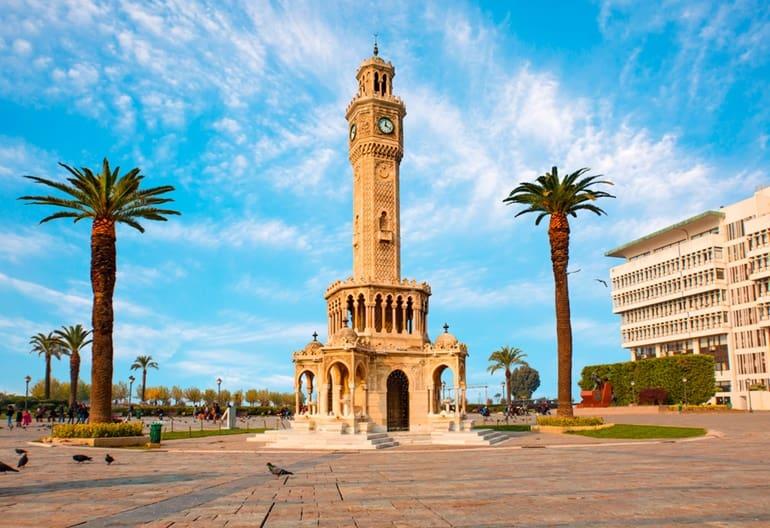 तुर्की में देखने लायक प्राचीन जगह इज़मिर