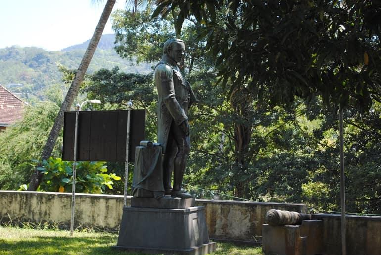 कैंडी में घूमने के लिए प्राचीन जगह राष्ट्रीय संग्रहालय कैंडी