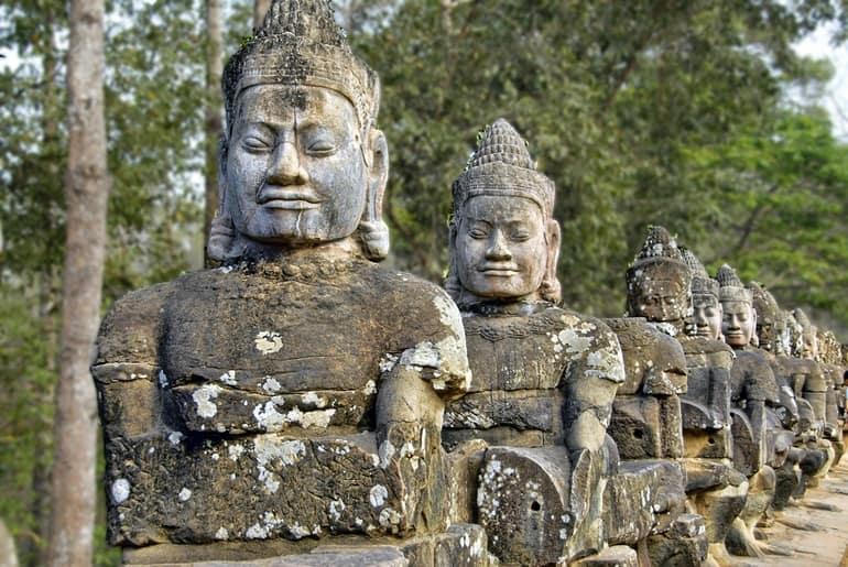कम्बोडिया का इतिहास