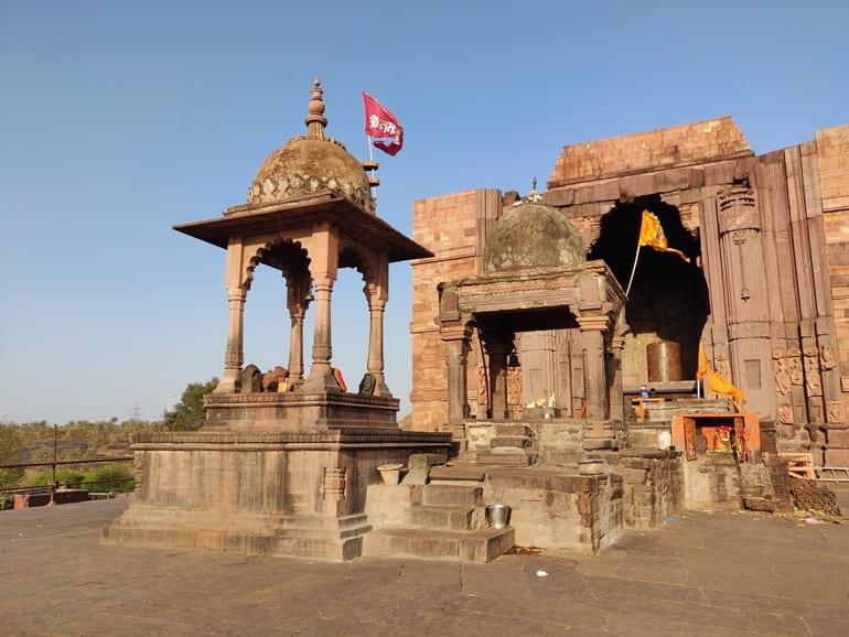 भोजपुर मंदिर का इतिहास