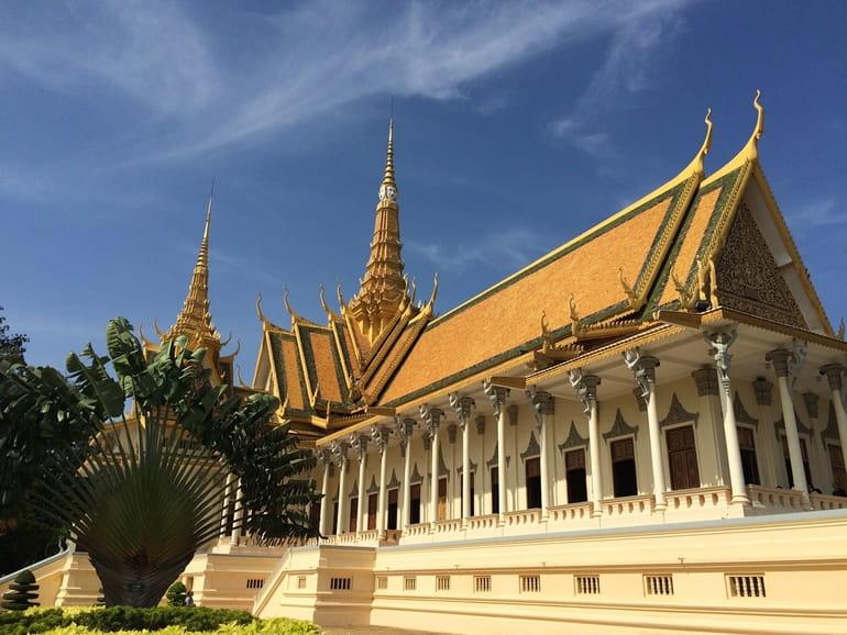 कम्बोडिया में घूमने लायक जगह नोम पेन्ह