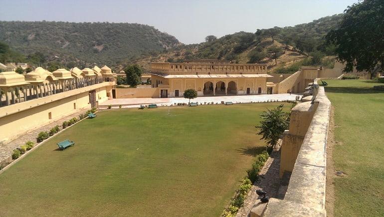 Vidyadhar Bhag Jaipur Architecture In Hindi