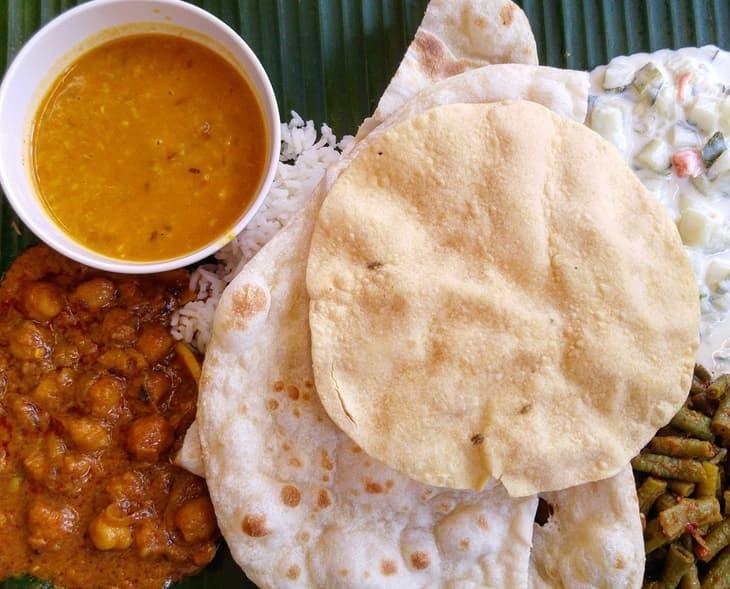 उत्तर प्रदेश में खाने के लिए प्रसिद्ध स्थानीय भोजन
